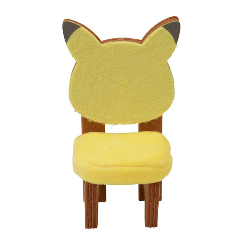 Pokemon Center Original Pokemon Dolls House Pikachuu Chair