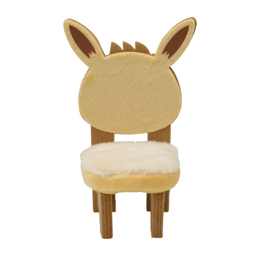 Pokemon Center Original Pokemon Dolls House Eevee Chair