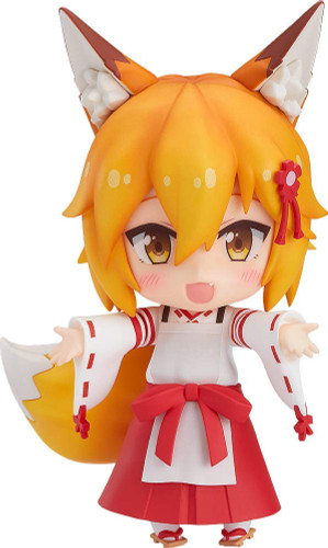 Good Smile Nendoroid 1271 Senko (The Helpful Fox Senko-san)