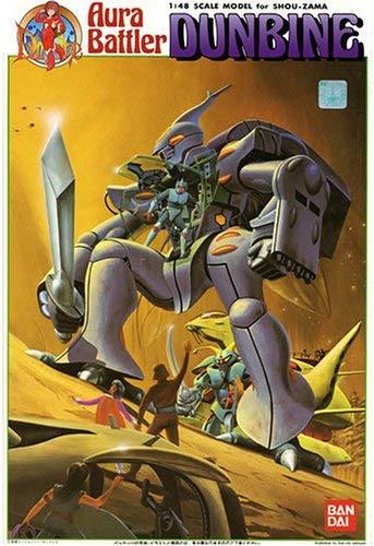 Bandai 390813 Aura Battler Dunbine for Shou Zama 1/48 Scale Kit