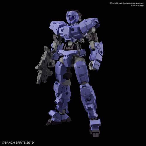 Bandai 30 Minutes Missions eEMX-17 ALTO (Purple) 1/144 Scale Kit