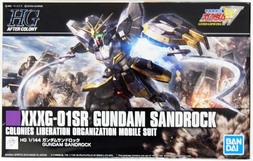 Bandai HGAC 228 XXXG-01SR Gundam Sandrock 1/144 Scale Kit