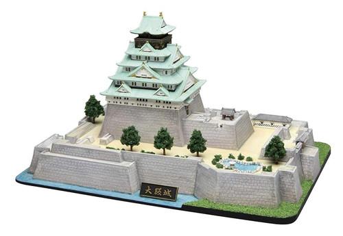 Fujimi 500799 Castle Series No.4 OSAKA CASTLE 1/700 Scale