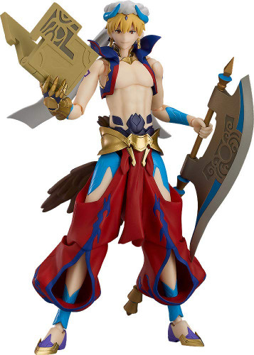 Max Factory Figma 468 Gilgamesh (Fate/Grand Order Absolute Demonic Front: Babylonia)