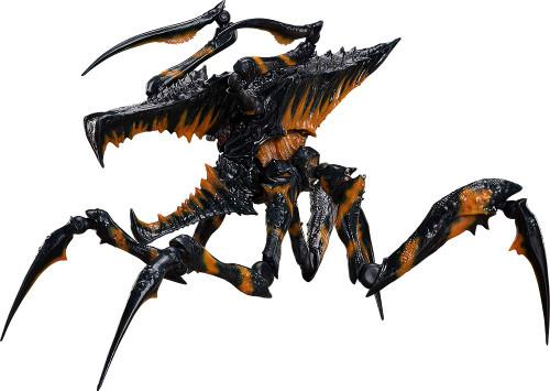FREEing Figma SP-124 figma Warrior Bug (Starship Troopers: Traitor of Mars)