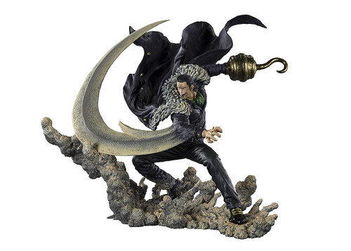 Bandai Figuarts ZERO Sir Crocodile -Summit Battle- Figure (One Piece)