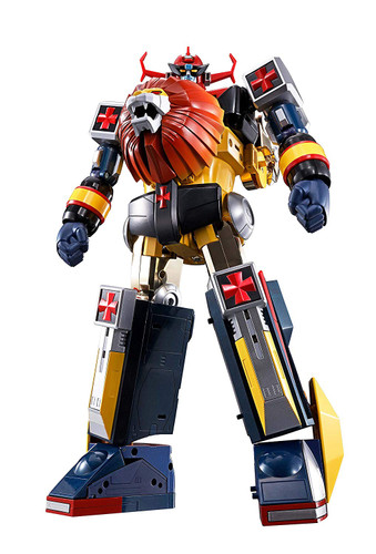 Bandai Soul of Chogokin GX-59R Mirai Robo Daltanious Figure