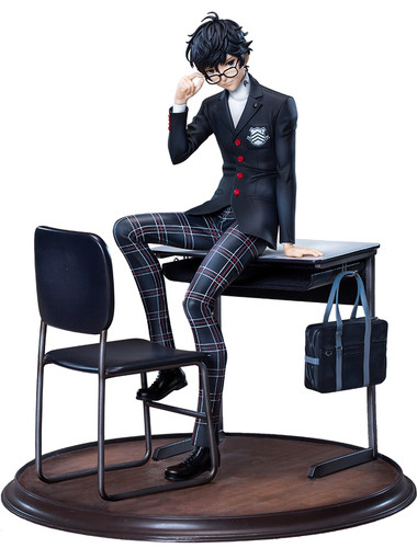SOULWING Ren Amamiya 1/7 Scale Figure (Persona 5 the Animation)