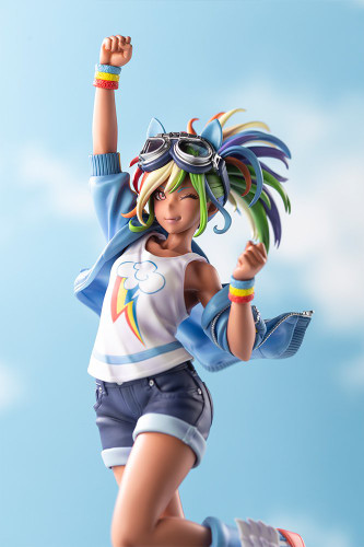 Kotobukiya SV242 Bishoujo Rainbow Dash 1/7 Scale Figure (My Little Pony)