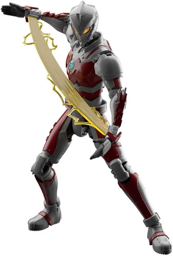 Bandai Figure-Rise Standard Ultraman Suit A -Action- 1/12 Scale Plastic Kit
