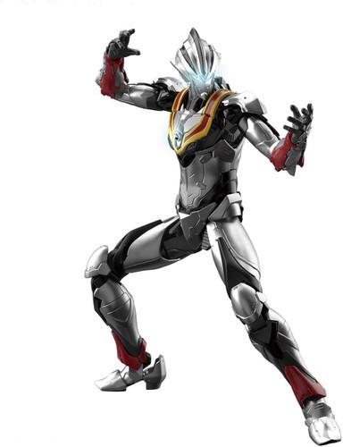 Bandai Figure-Rise Standard Ultraman Suit Evil Tiga 1/12 Scale Plastic Kit