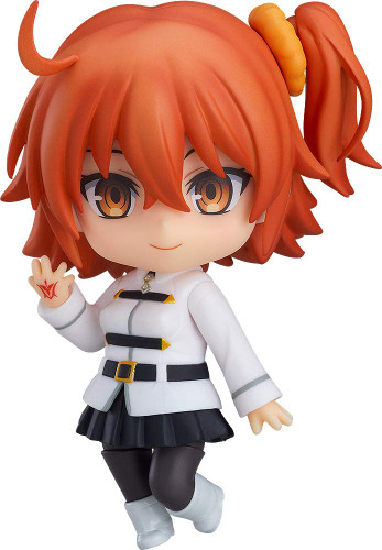Good Smile Nendoroid 703b Master/Female Protagonist: Light Edition (Fate/Grand Order)