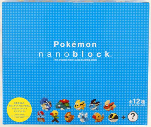 Kawada NBMPM-03 nanoblock Mini Pokemon Series 03
