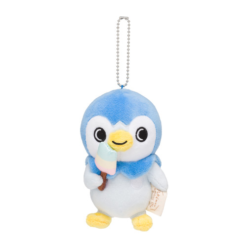 Pokemon Center Original Relaxing Life Mascot Piplup (Pocchama)