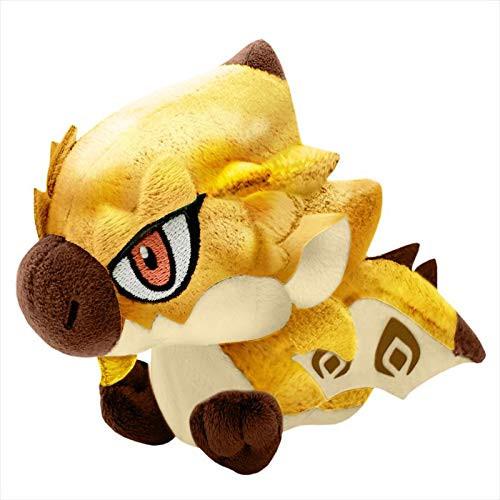 Capcom Monster Hunter Gold Rathian Stuffed Plush Toy