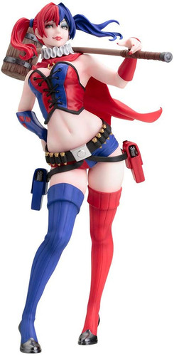 Kotobukiya DC052 DC Comics Bishoujo Harley Quinn NEW52 2nd Edition 1/7 Scale Figure