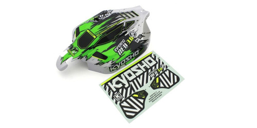 Kyosho IFB116T1 NEO 3.0 VE Decration Body Set (T1/Green)