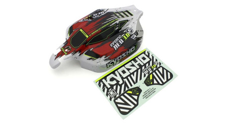 Kyosho IFB116T2 NEO 3.0 VE Decration Body Set (T2/Red)