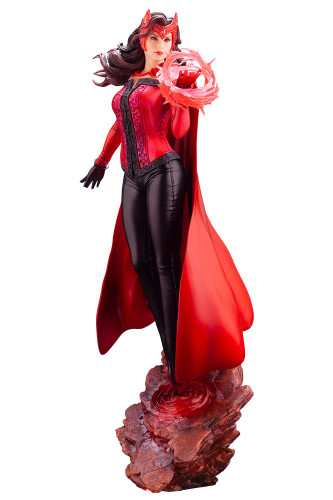 Kotobukiya MK312 ARTFX PREMIER Scarlet Witch 1/10 Scale Figure