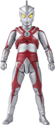 Bandai S.H. Figuarts Ultraman Ace Figure
