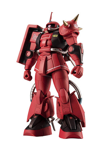 Bandai Robot Spirits (Side MS) MS-06R-2 Johnny Ridden Custom Zaku II High Mobility Type ver. A.N.I.M.E. Figure