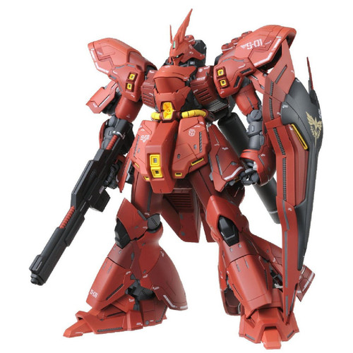 Bandai MG Gundam Neo Zeon MSN-04 Sazabi Version Ka 1/100 Scale Kit