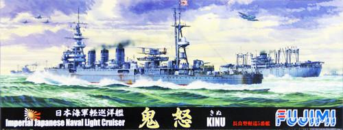 Fujimi TOKU-103 IJN Imperial Japanese Naval Light Cruiser Kinu 1/700 Scale Kit