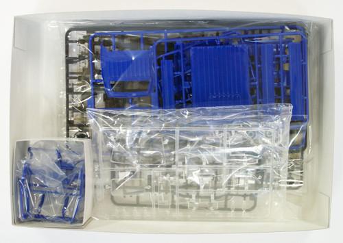 Aoshima 07402 Subaru Sambar WR Blue Limited 1/24 Scale Kit