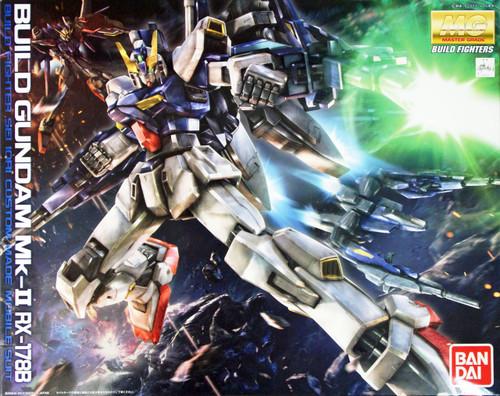 Bandai MG 865274 Gundam RX-178B Build Gundam Mk-II 1/100 Scale Kit