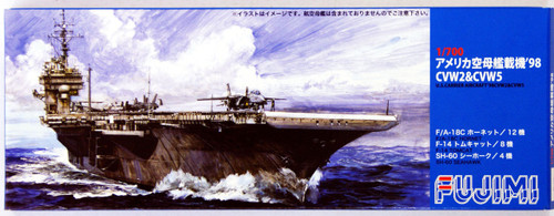 Fujimi 1/700 Gup93 Grade-Up Parts US Carrier Aircraft 1998 CVW2 & CVW5 (24 planes) 1/700 Scale