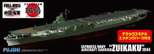 Fujimi FHSP-11 IJN Aircraftcarrier Zuikaku Full Hull Model with Etching Parts 1/700 Scale Kit