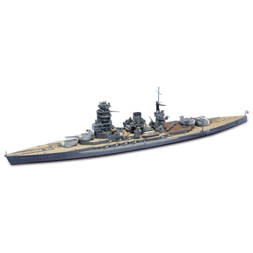 Aoshima 10129 Kantai Collection 09 BattleShip MUTSU 1/700 Scale Kit