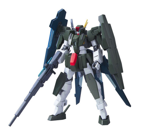 Bandai HG OO 48 Gundam CHERUDIM Gundam GNHW/R 1/144 Scale Kit