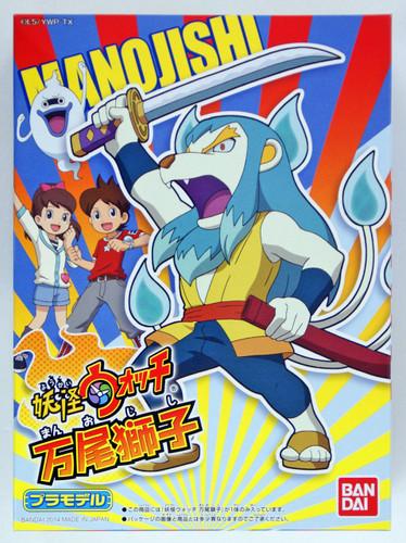 Bandai Yo-Kai Watch 07 Manojishi Plastic Model Kit