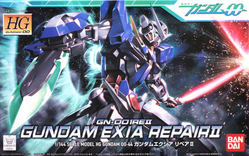 Bandai HG OO 44 Gundam EXIA REPAIR II 1/144 Scale Kit