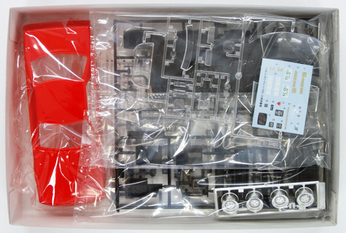 Aoshima 15186 Machine RS-3 (Seibu Keisatsu) 1/24 Scale Kit