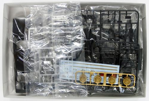 Aoshima 15179 Machine X (Seibu Keisatsu) 1/24 Scale Kit