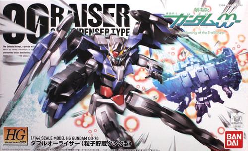Bandai HG OO 70 Gundam RAISER GN COMDENSER TYPE 1/144 Scale Kit
