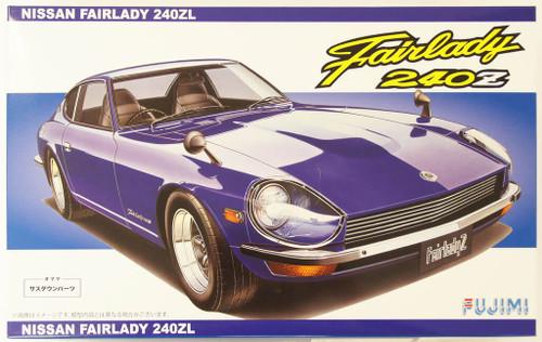 Fujimi ID-60 Nissan Fairlady 240ZL 1/24 Scale Kit 039282