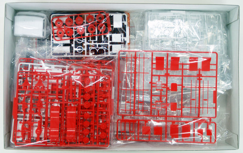 Aoshima 12888 Japanese Decoration Truck Shodai Uzushio Retake 2015 1/32 Scale Kit