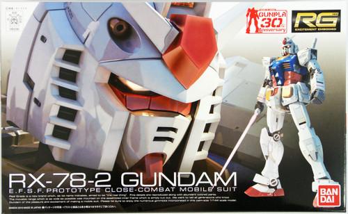 Bandai RG 01 Gundam RX-78-2 1/144 Scale Kit