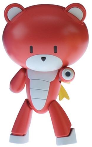 Bandai HG PETIT'GGUY 01 PETIT'GGUY BURNING RED 1/144 Scale Kit