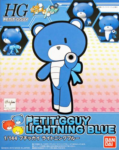 Bandai HG PETIT'GGUY 02 PETIT'GGUY LIGHTNING BLUE 1/144 Scale Kit