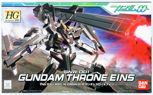 Bandai HG OO 09 Gundam THROne EINS 1/144 Scale Kit