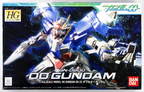 Bandai HG OO 22 Gundam OO Gundam 1/144 Scale Kit