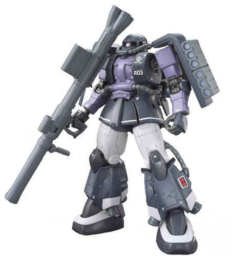 Bandai Gundam The Origin 003 MS-06R-1A ZAKU II 1/144 Scale Kit
