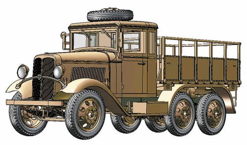 Fine Molds FM30 Japanese Type 94 Truck Hard Top 1/35 Scale Kit