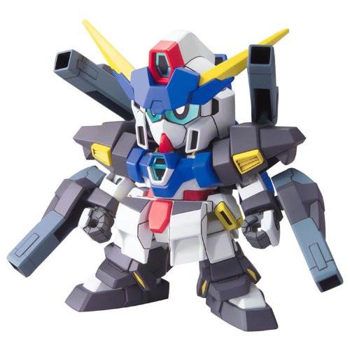 Bandai SD BB 372 Gundam Age-3 (Normal/ Orbital/ Fortress) Plastic Model Kit