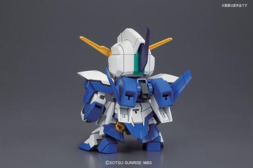 Bandai SD BB 376 Gundam Gundam Age-FX Plastic Model Kit