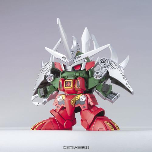 Bandai SD BB 381 Gundam Zakuto (Yami Shougun) Plastic Model Kit